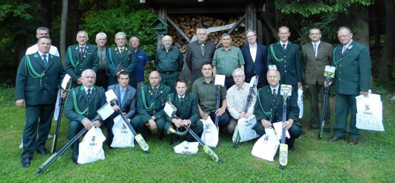 W okręgu jeleniogórskim, gdzie FOG nagrodziła w tym roku najlepszych lisiarzy już po raz czwarty, nowością było wyróżnienie pięciu kół polujących w rejonie Borów Dolnośląskich