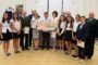 Miłym zaskoczeniem było zajęcie drugiego miejsca w kategorii podstawówek przez nowicjusza w konkursie, niedużą szkołę w Krzcięcicach pod Sędziszowem