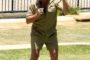 Steve Irwin - łowca krokodyli, grudzień 2005 - fot. Richard Giles (flickr)
