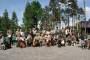 Zamknięcie międzynarodowego Konkursu Pracy Posokowców i Tropowców Piotrków Trybunalski 8 czrewca 2013 roku