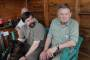 Jan Kierznowski (z prawej), zas?u?ony dzia?acz Klubu Posokowca