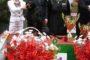 ryumfował czarny podpalany gończy polski Huncwot Kłusująca Sfora Dariusza Bieleckiego, świetny ambasador tej piątej polskiej rasy psów – czekającej na ostateczne uznanie przez Międzynarodową Federację Kynologiczną.