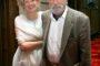 Wspaniały rzeźbiarz i znakomity myśliwy Andrzej Strumiłło przyjechał na kongres z żoną Elżbietą