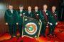Delegacja władz Klubu Kolekcjonera odebrała Medal św. Huberta przyznany za zasługi w dziedzinie popularyzacji kultury łowieckiej