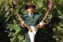 I miejsce - Przemysław Marus. Wieniec tego trzynastoletniego jelenia o masie 12,30 kg, w formie regularnego osiemnastaka, został wstępnie wyceniony w ZO PZŁ w Elblągu na 229,13 pkt CIC.